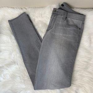 Joe's Kara Mid Rise Stretch Ankle Skinny Jeans